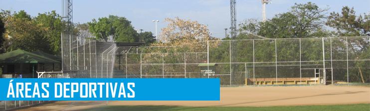 Areas deportivas CIVG - Centro Italo Venezolano de Guayana