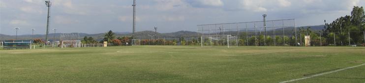 Areas Deportivas CIVG - Italo Venezolano de Guayana