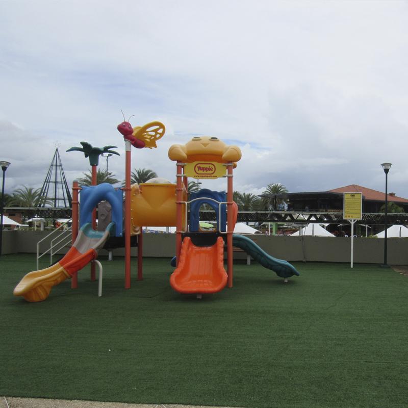Instalación de Parques Infantiles (I etapa) - CIVG - Centro Italo Venezolano de Guayana