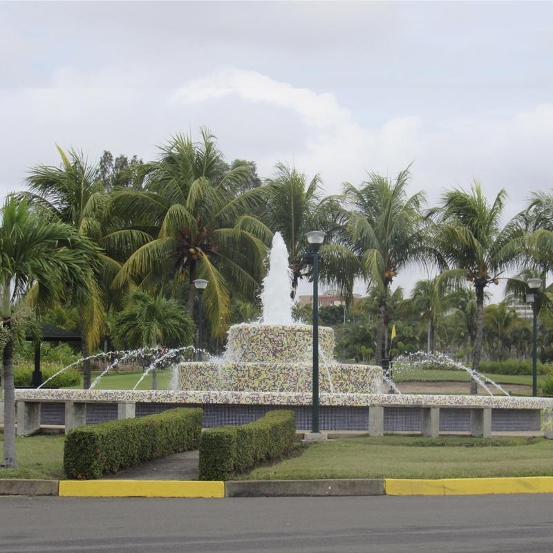 Modernización de la Fuente de la Marina - CIVG - Centro Italo Venezolano de Guayana