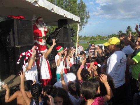 La Fiesta Infantil de Navidad CIVG 2016 - Centro Italo Venezolano de Guayana