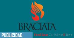 Braciata - Publicidad Club Italo Venezolano de Guayana
