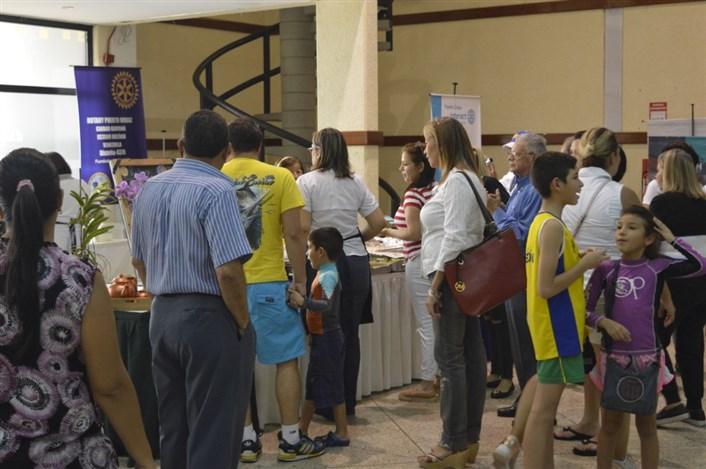 Festival Gastronomico CIVG 2018 - Centro Italo Venezolano de Guayana