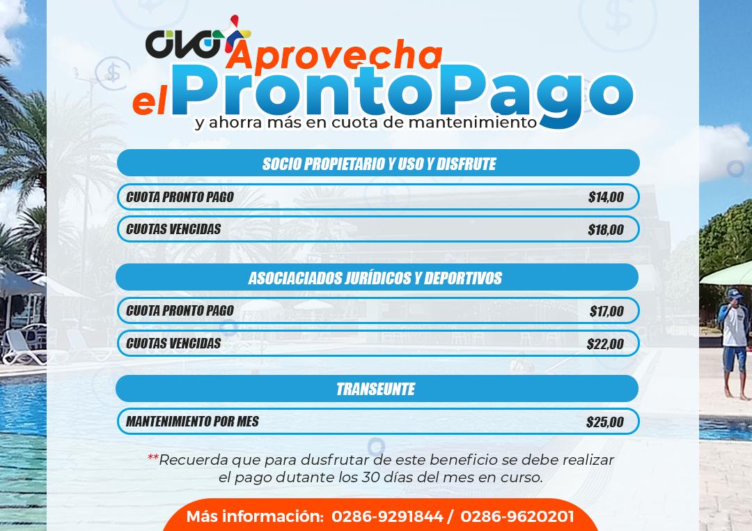 Prontopago